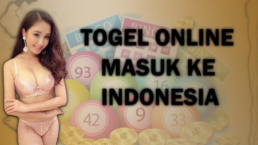 togel online masuk ke indonesia